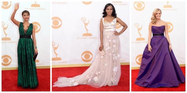 Emmy Awards Best Dressed Celebrities