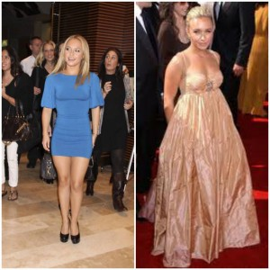 Hayden Panettiere-petite fashion looks