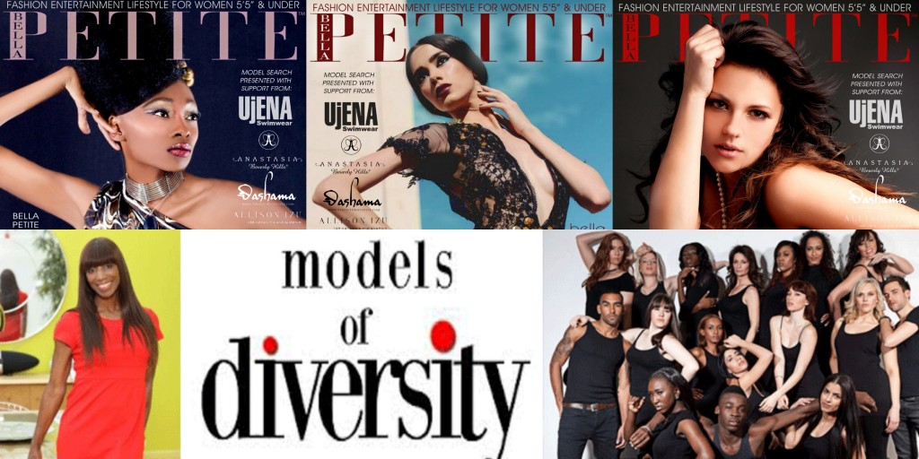 Models of Diversity-Bella Petite Magazine