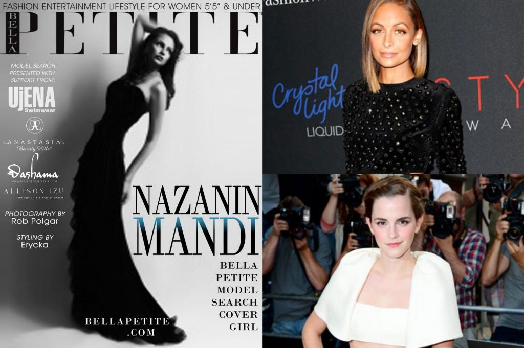 Petite-Celebrities-Nicole-Richie-Emma-Watson