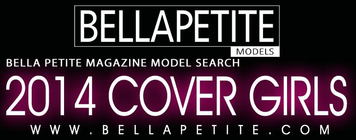 2014 bella petite cover girl header