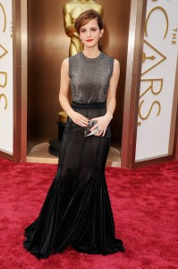 Emma Watson-Oscars-2014