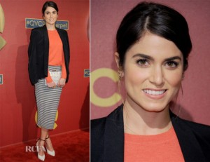Nikki-Reed-In-Rebecca-Minkoff-Tory-Burch-ASOS-QVC-5th-Annual-Red-Carpet-Style-Event