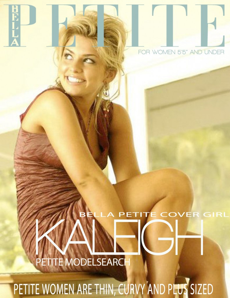 Curvy Cover Girl Kaleigh