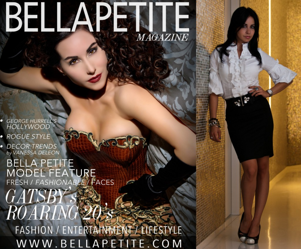 Bella-Petite-Magazine-Annual-Issue-2014-Vanessa-Deleon