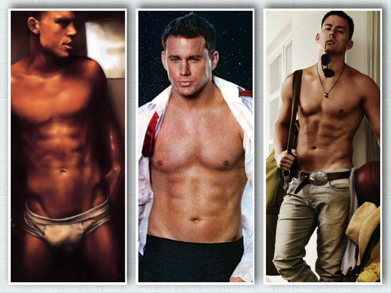 ChanningTatum All Acess