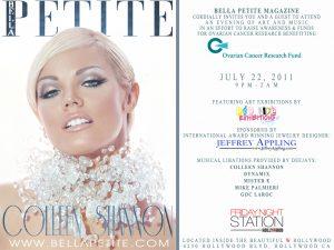 Bella Petite Magazine OCRF Hollywood DJ