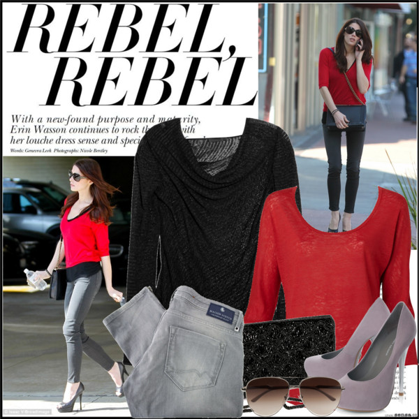 Vneck-Scoopneck-tees-petite-celebrity-fashion