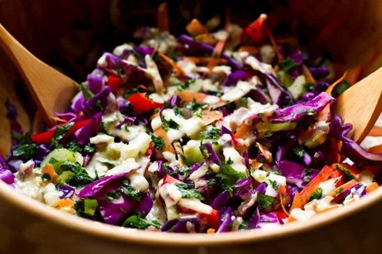 Bella Petite SuperModelFoods Cabbage Salad