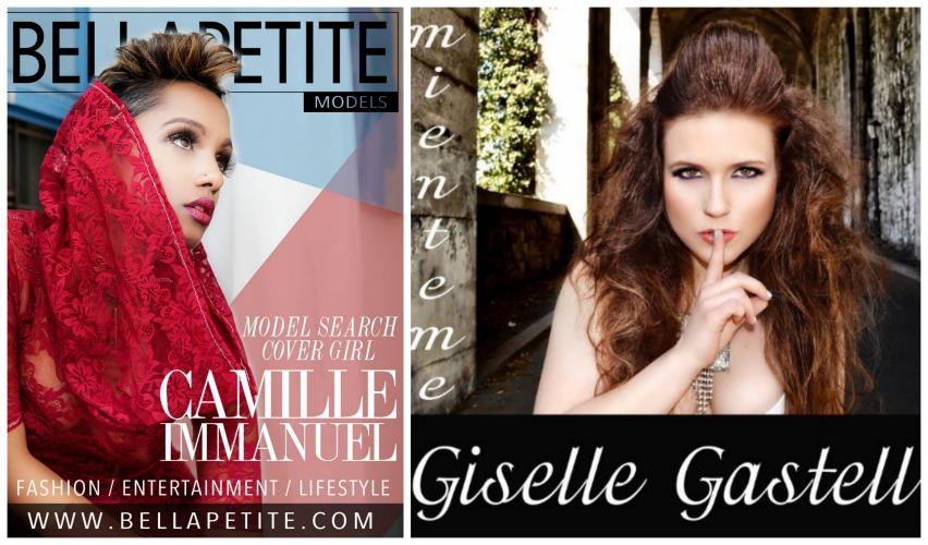 Giselle Gastell Latin Singer