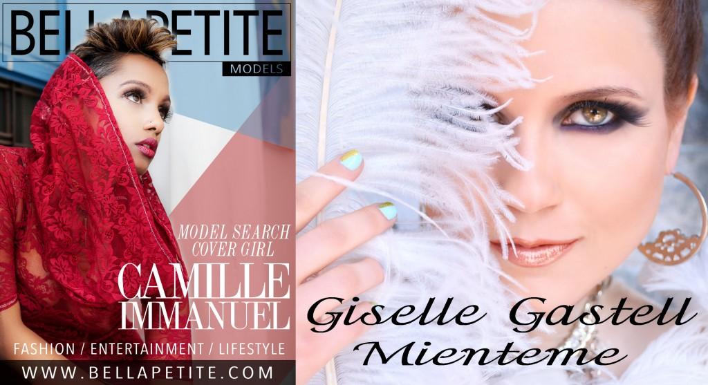 Giselle Gastell Latina Pop Singer