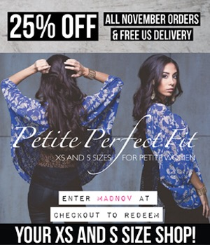 Petite Perfect Fit November