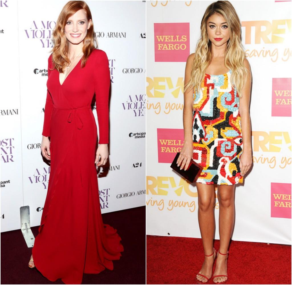 Petite-Celebrities-Jessica-Chastain-Sarah-Hyland