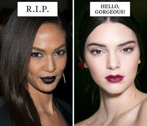 Bella Petite Black Lipstick Out Berry Lipstick In