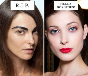 Bella Petite Beauty Trends on Brows 2015