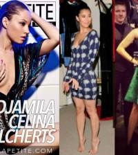 Latina Celebrities Bella Petite
