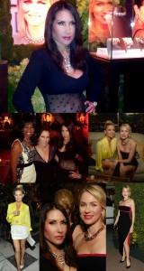 Bvlgari Decades of Glamour Celebrities: Ann Lauren, Candace Chambers Belida, Clarissa Burt, Kate Hudson, Naomi Watts