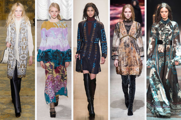 BOHO Fall Fashion Trend 2015-16