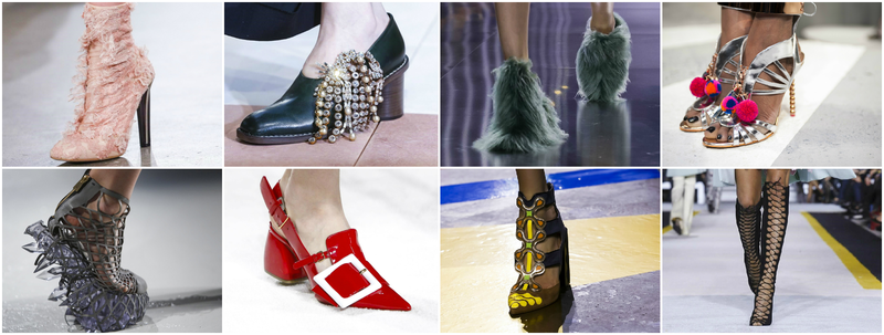 Statement Shoes 2015-16 Trends