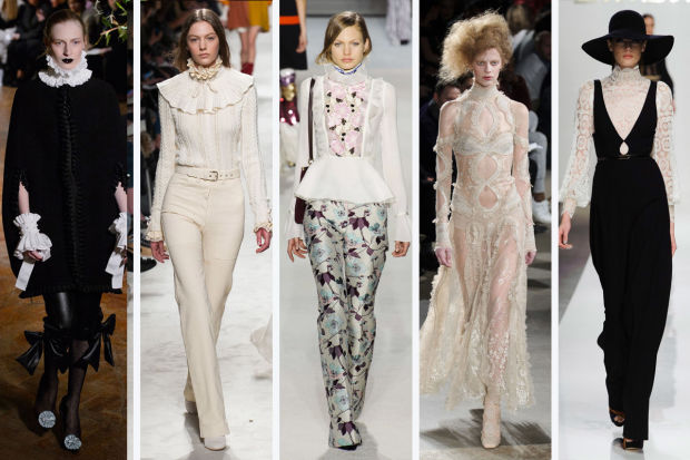Victorian Looks Fall 2015 top-ten-list-white-polo-neck-winter-fashion-trends-high-neck-unisex-color-palette-2016-ann-lauren