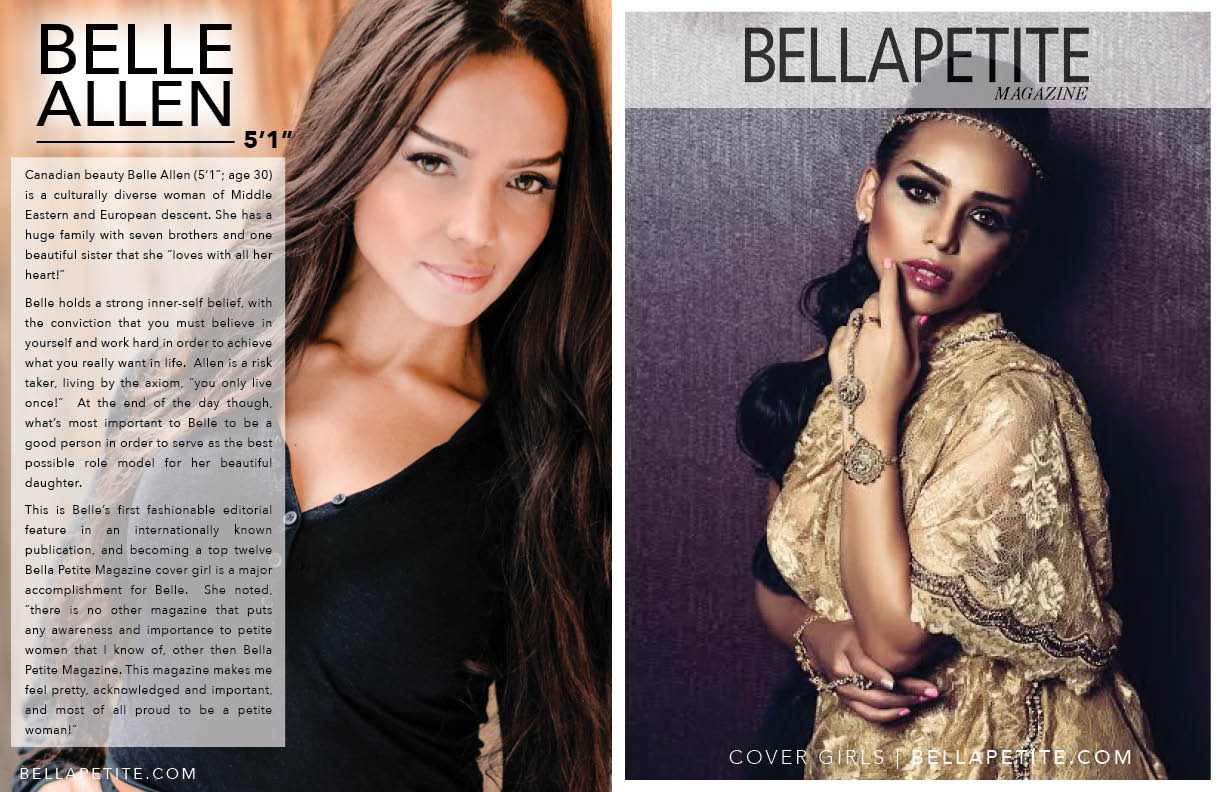 Belle Allen 2015 Spread