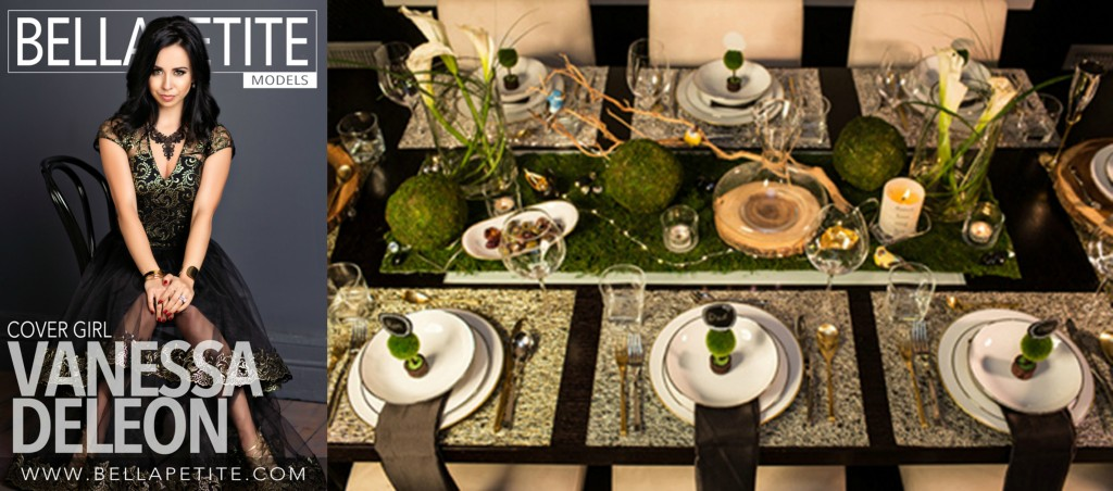 Vanessa Deleon Interior Designer tablescapes