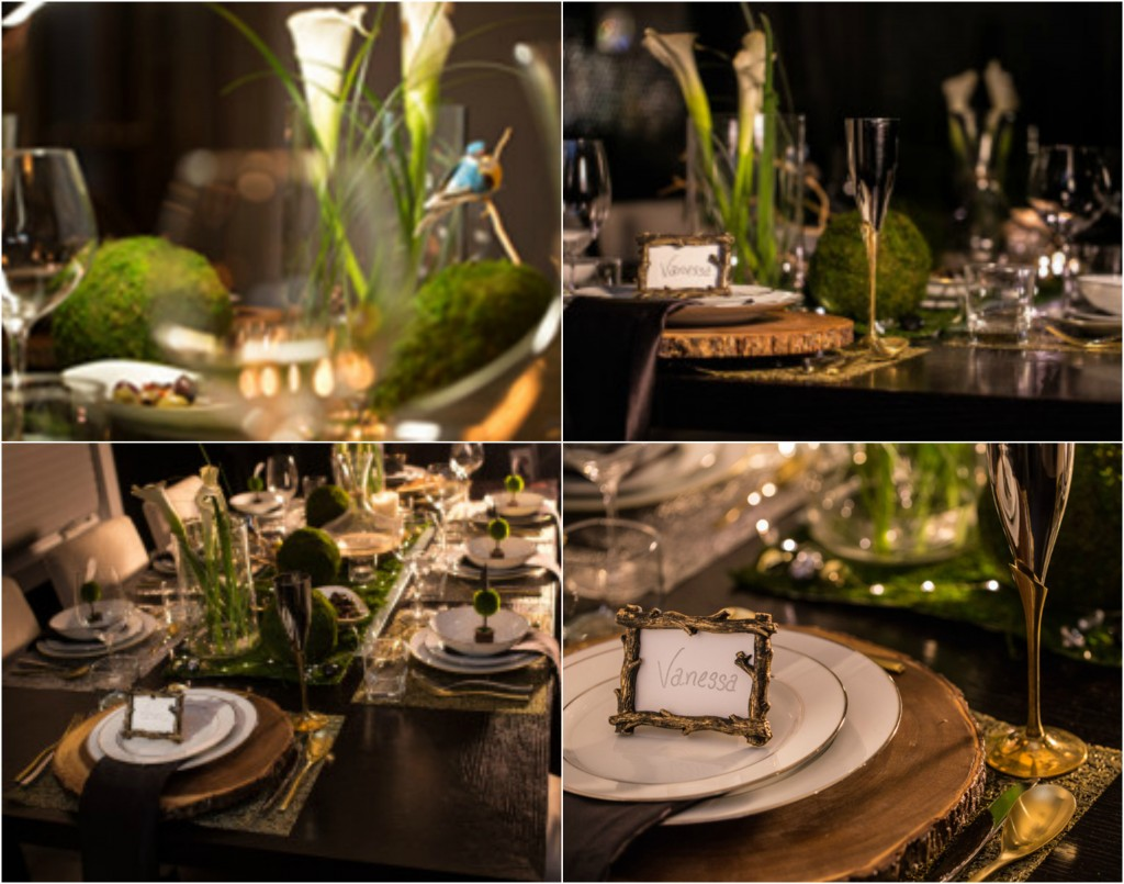 Vanessa Deleon Tablescape photos