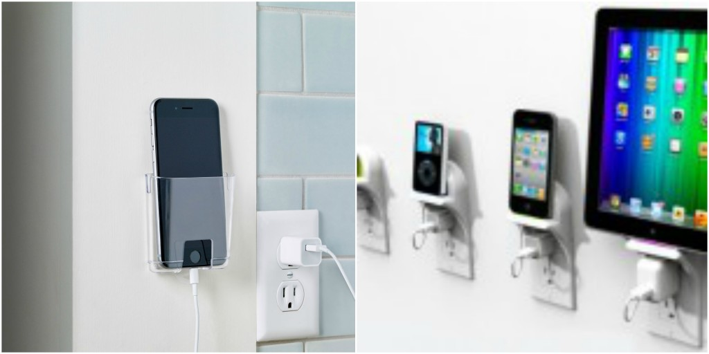 Cell Phone-Ipad-Caddy-Chargers-Bellapetite