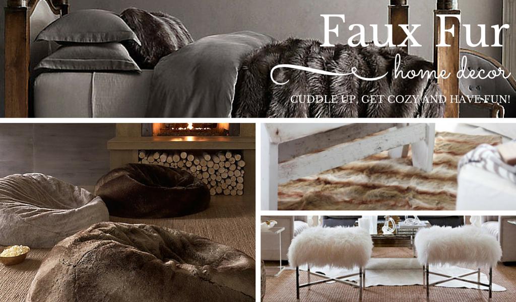 Luxurious Faux Fur Throws Bella Petite