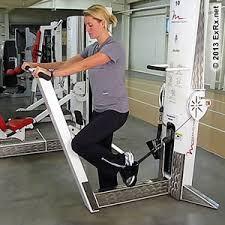 standing full movement leg extensions