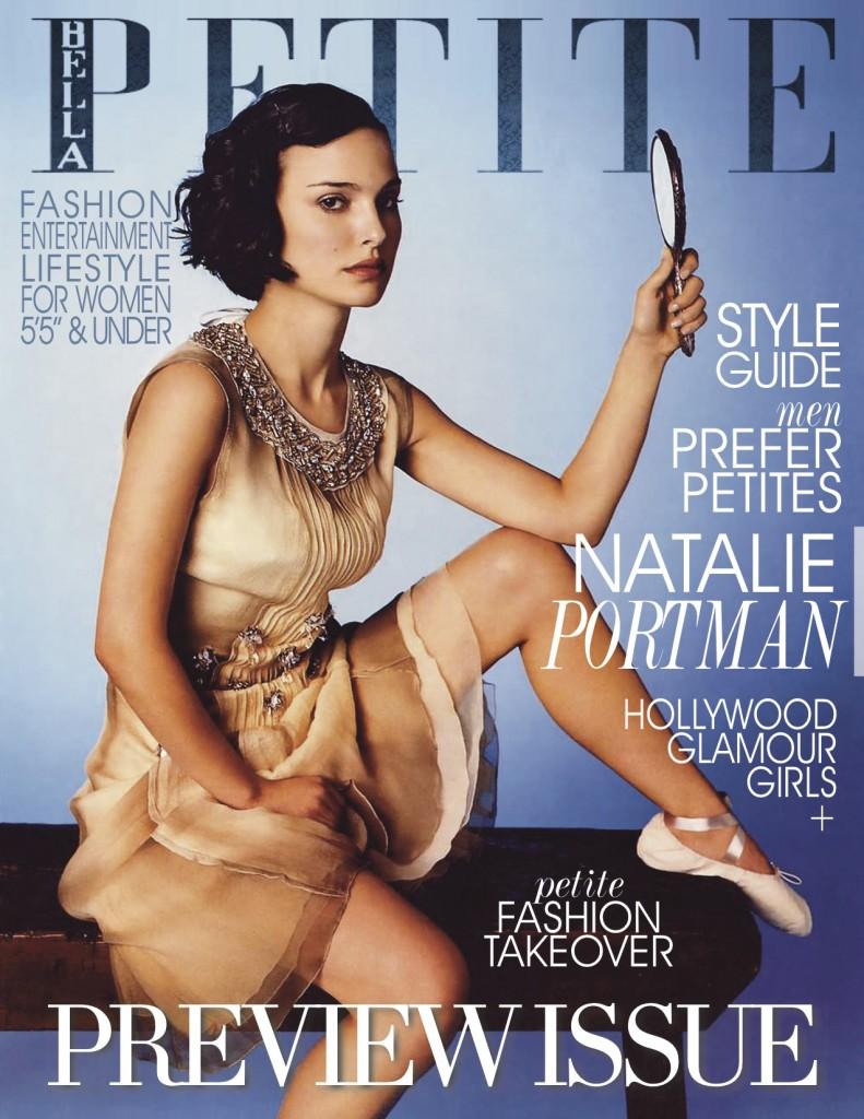 Bella Petite Magazine Natalie Portman
