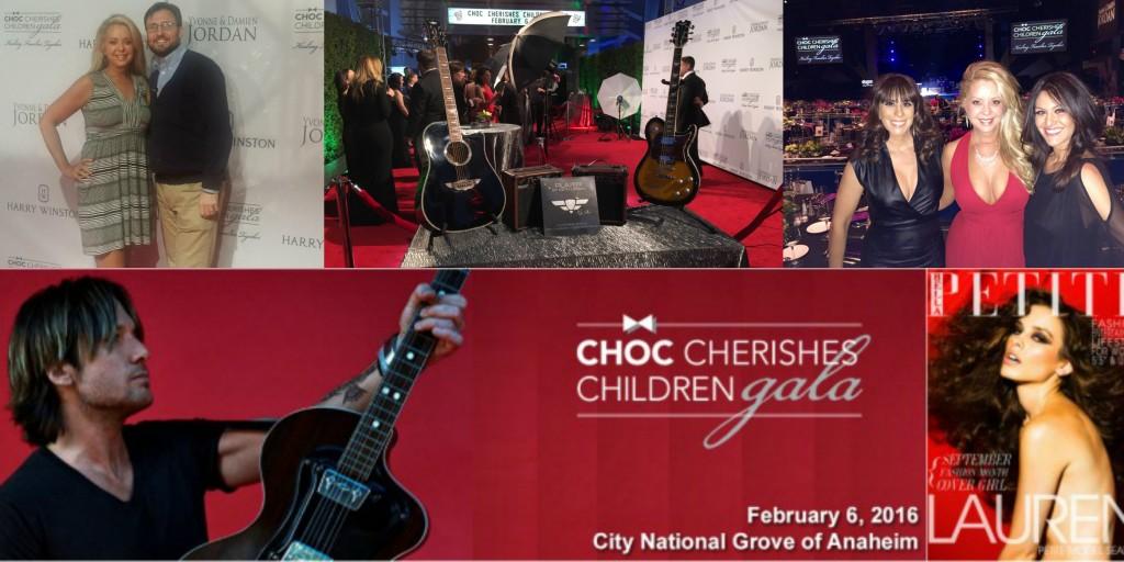 Keith Urban CHOC gala live concert