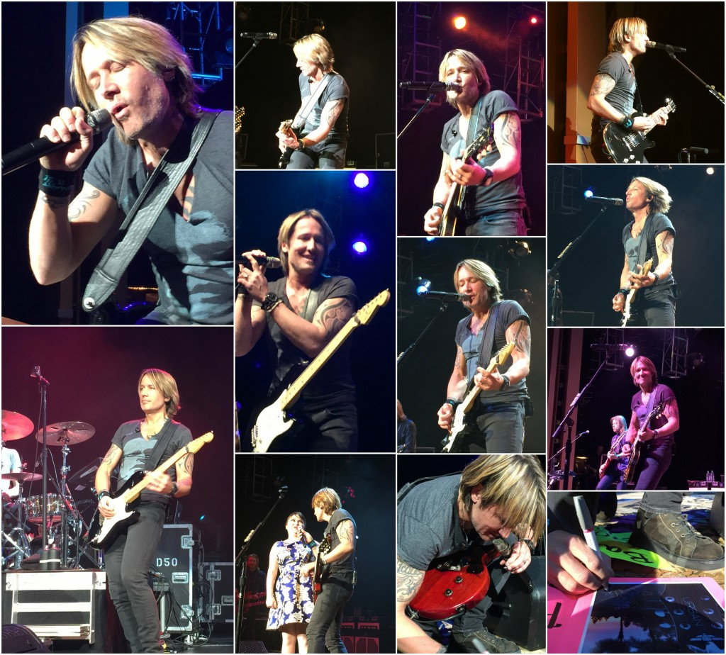 Keith Urban Live Concert Exclusive BellaPetite.com