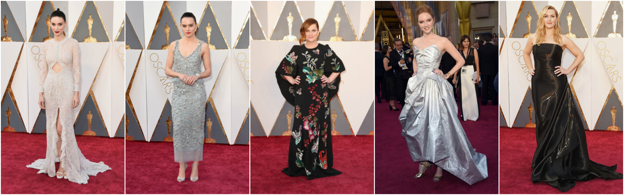 2016 Oscars Worst Dressed Celebrities