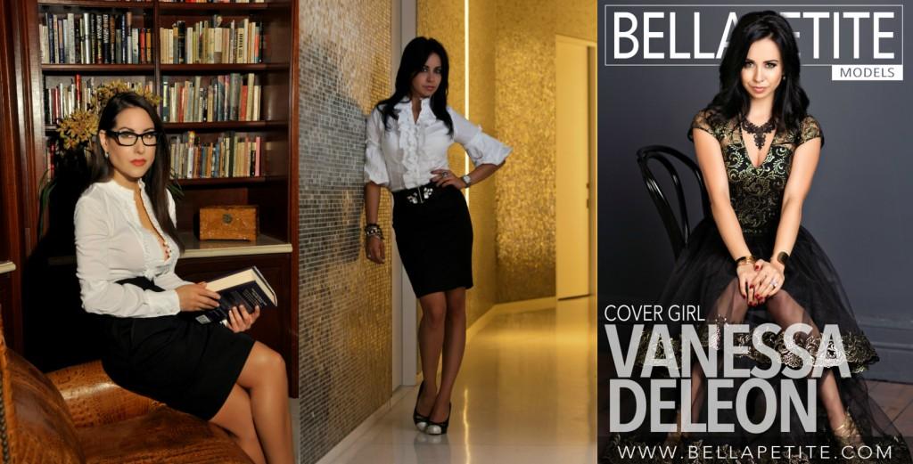Ann Lauren, Bella Petite Editor, Vanessa Deleon Interior Design expert and editor
