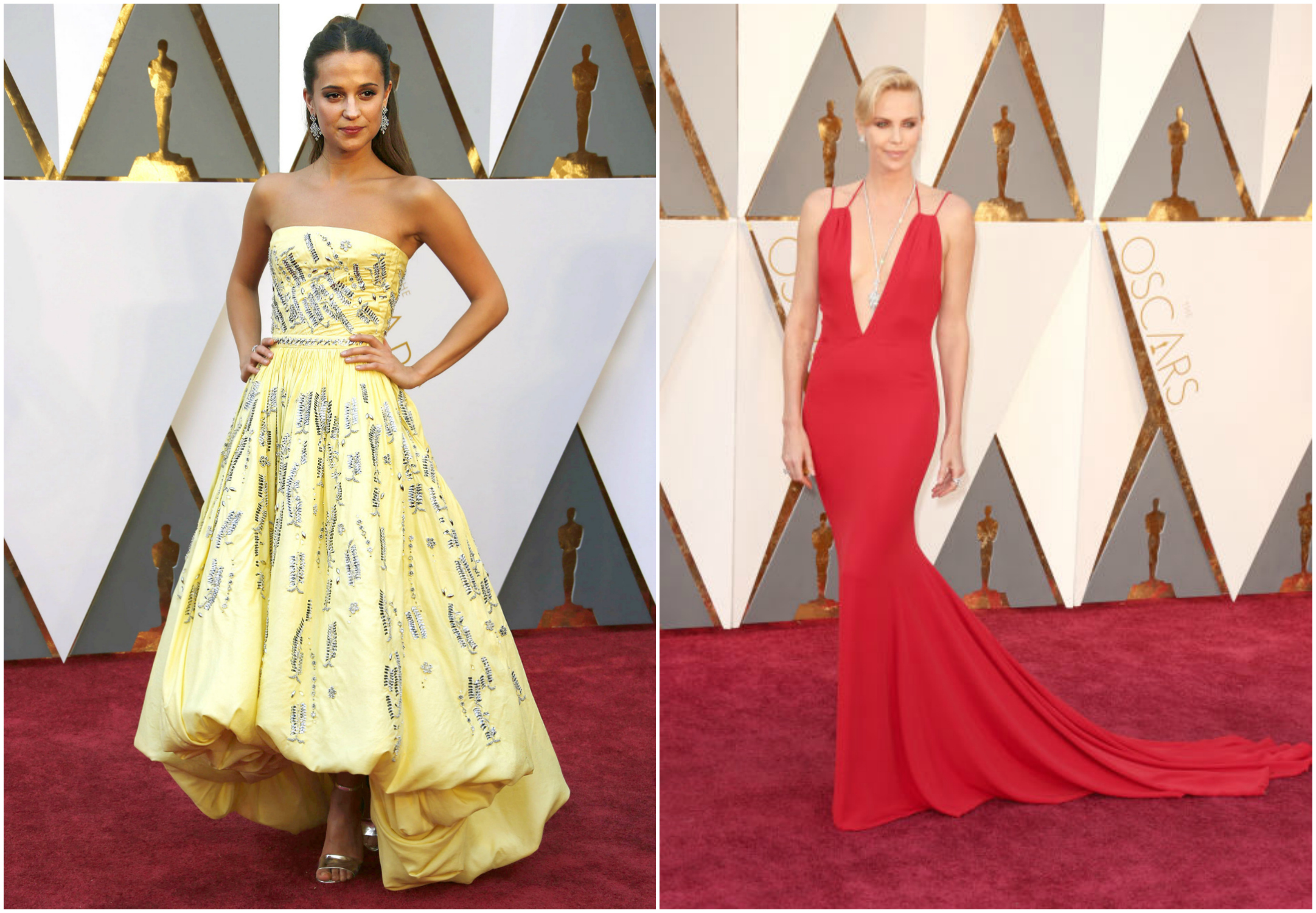 BEST OSCAR DRESSES 2016