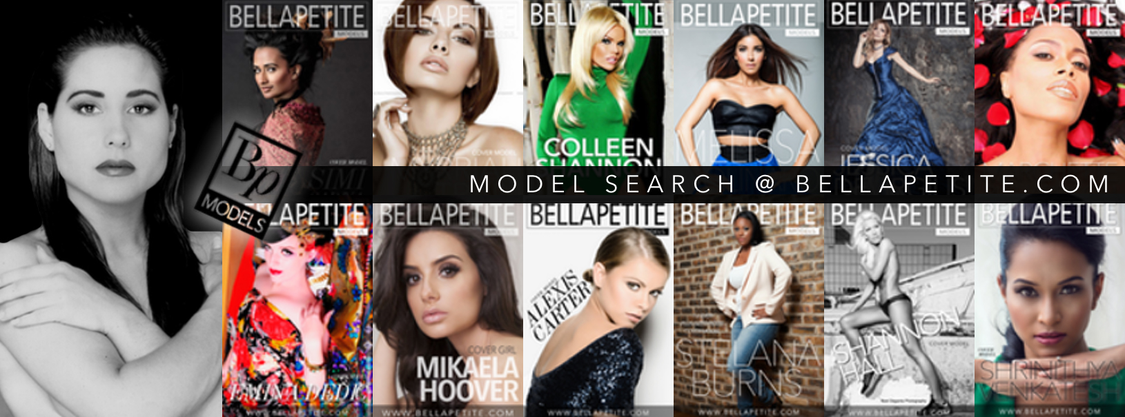 Bella-Petite Cover-Models for 2016