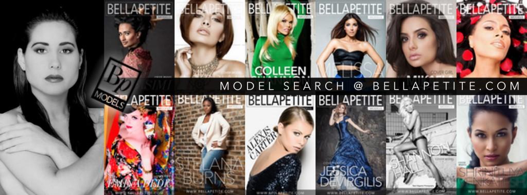 Bella Petite Cover Models 2016