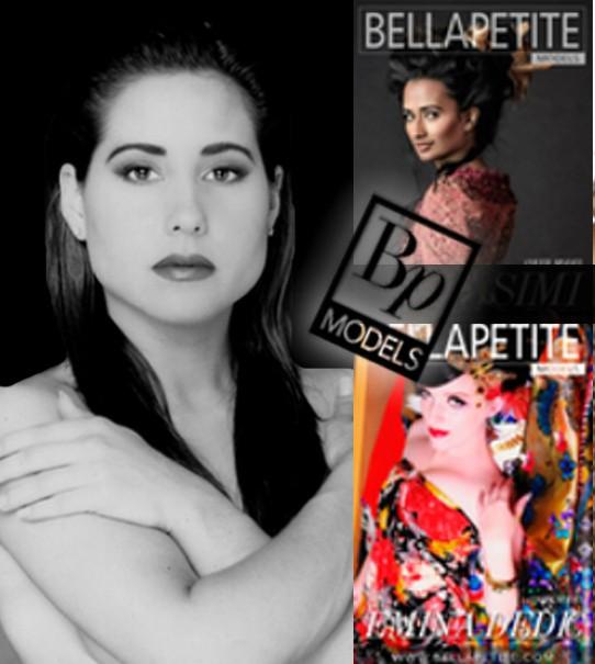 Bella Petite Magazine Cover Models 2016 (1)