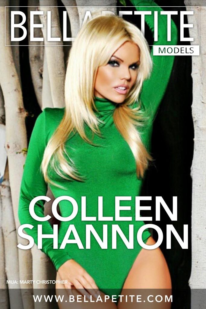 Colleen Shannon Bella Petite Cover Girl