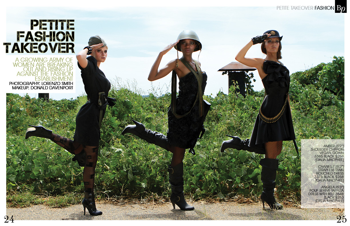 Petite Fashion Takeover-Bella Petite Magazine-preview-issue