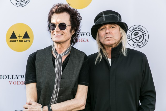 Matt Sorum's Adopt The Arts Honors Robin Zander and Glenn Hughes