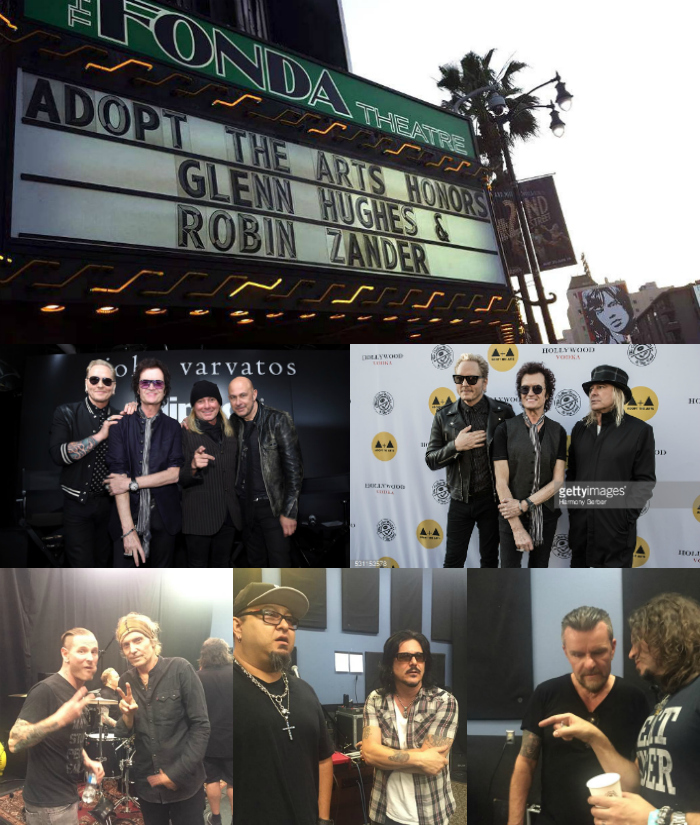 Matt Sorum's Adopt The Arts Concert Fundraiser