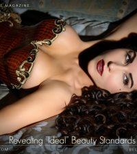 Ann Lauren Bella Petite Revealing Ideal Beauty Standards