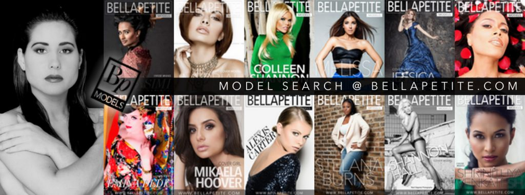 Bella Petite Winning Cover Models 2016