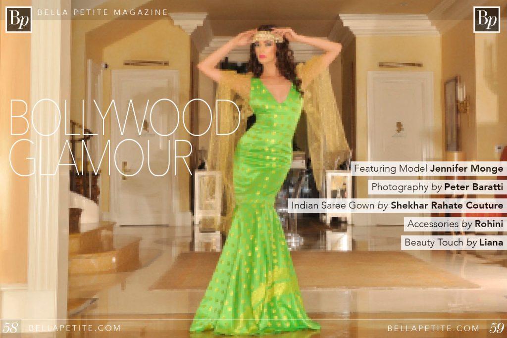 Ann Lauren Bella Petite Magazine Bollywood Glamour