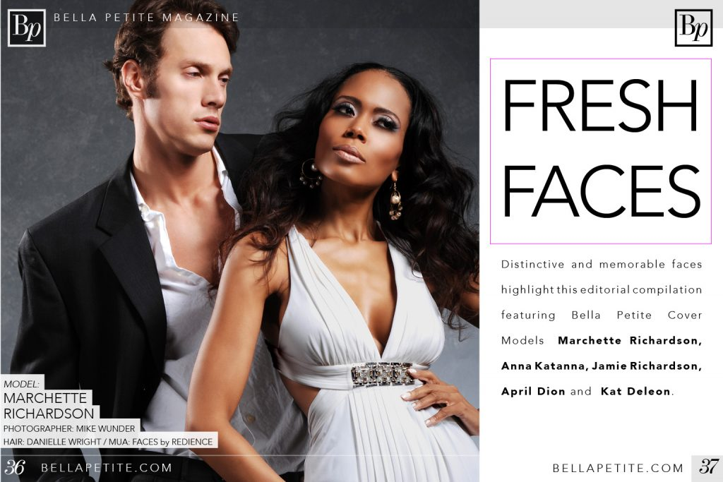"Bella Petite Models ""Fresh Faces"""