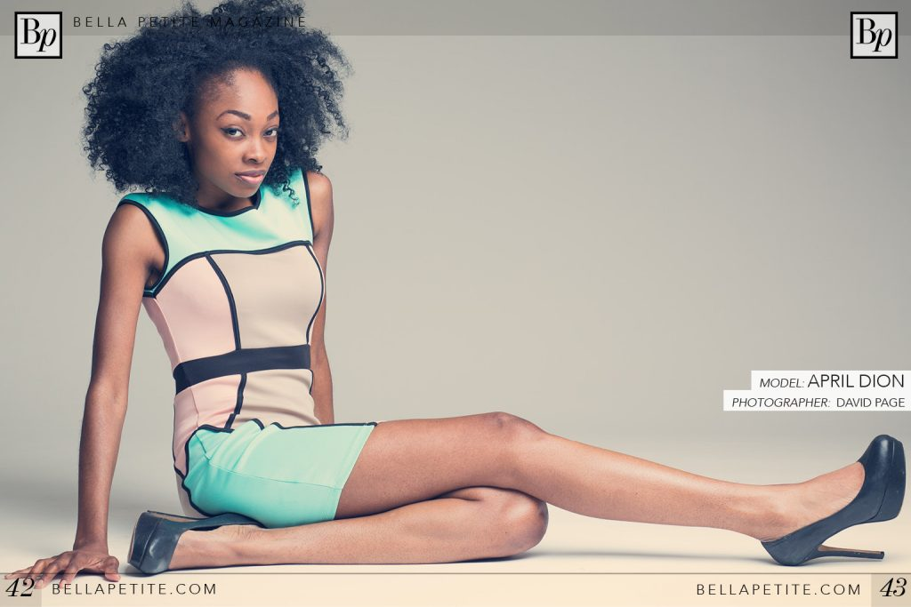 Bella Petite Models 'Fresh Faces'