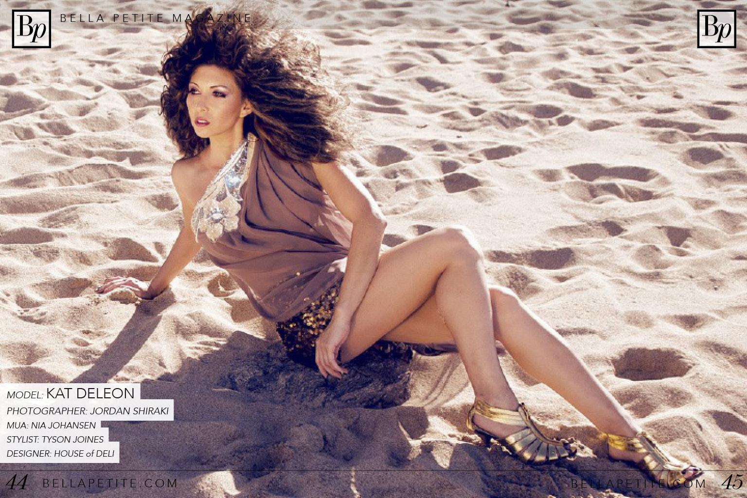 Ann Lauren Fresh Faces Bella Petite Model Kat Deleon