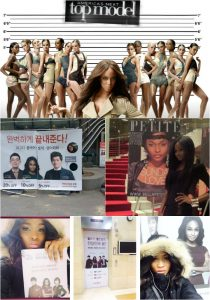 Sundai Love Modeling Around the world